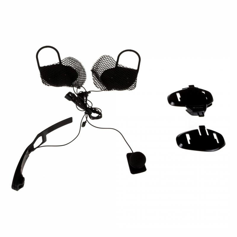 Kit audio Pro Sound Cellularline pour casques Shoei Neotec 2/NXR