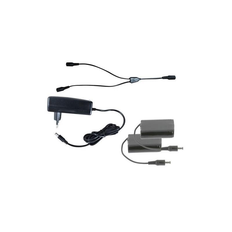 Kit batteries chargeur pour gants V'Quattro - 1