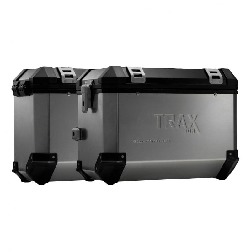 Kit valises SW-Motech Trax ION 45/37L alu support PRO KTM 1290 Adventure 15-20