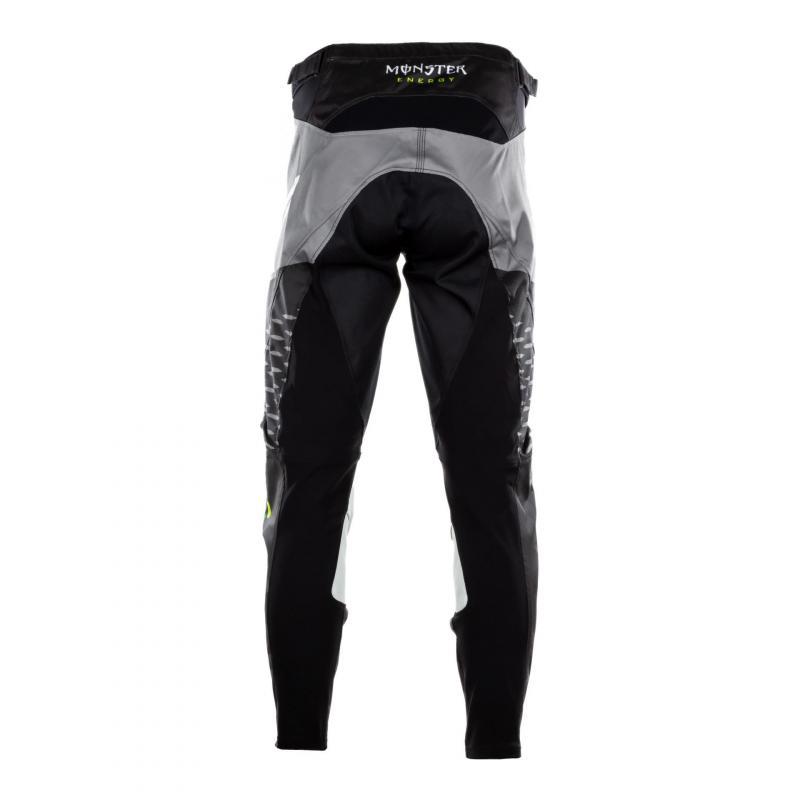 Pantalon cross Alpinestars Racer Raptor Monster noir/gris/vert - 1