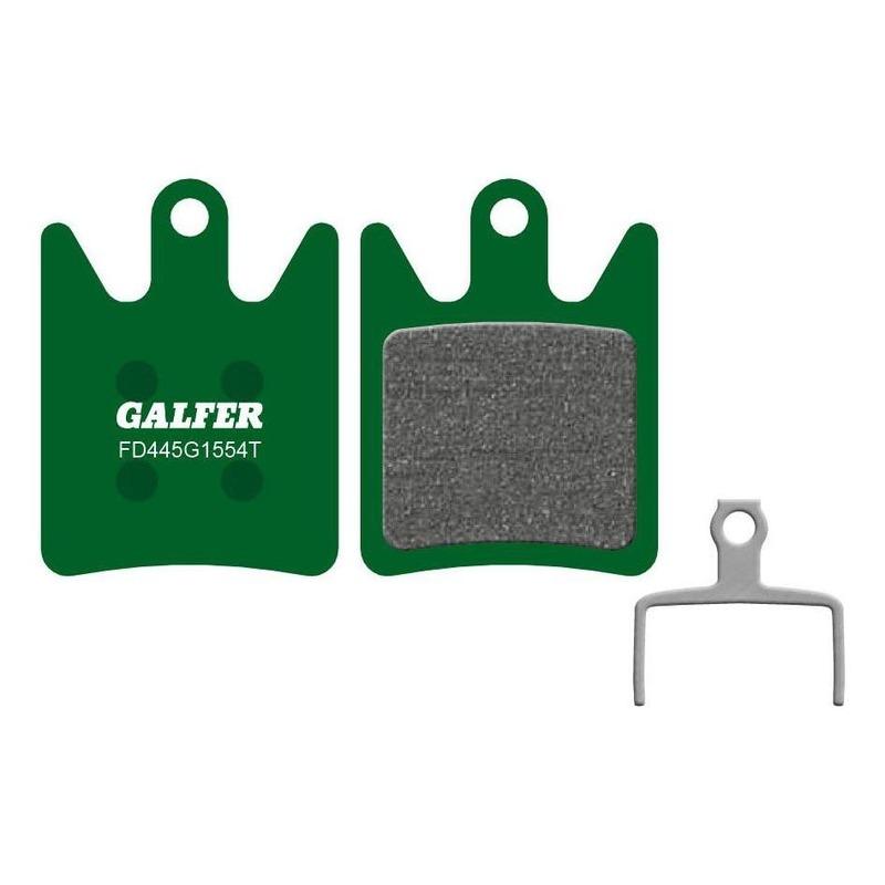 Plaquette de frein Galfer FD445 Pro Hope
