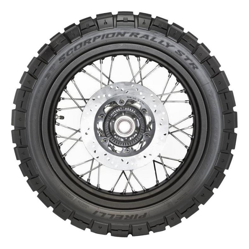 Pneu trail arrière Pirelli Scorpion Rally STR 150/60 R 17 66H TL