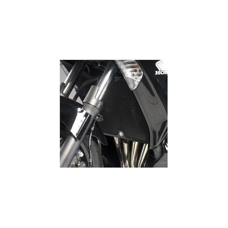 Protection de radiateur noire R&G Racing Honda CBF 1000 ABS 12-17