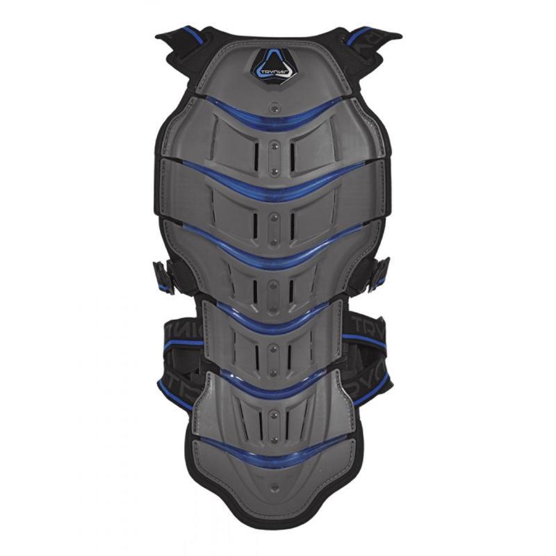 Protection dorsale Rev'it Tryonic Feel 3,7 noir/bleu