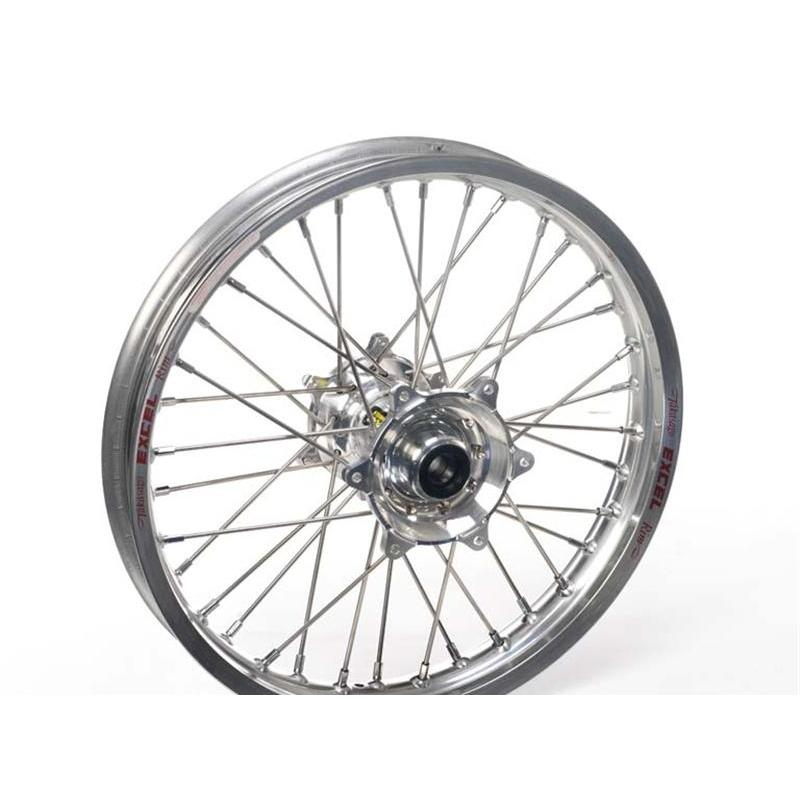 Roue avant Haan Wheels/Excel 21x1,60 Yamaha 250 WR-F 01-17 alu/titane
