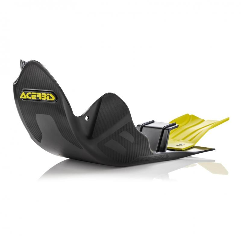 Sabot moteur Acerbis Suzuki 250 RM-Z 19-20 noir/jaune