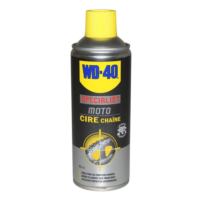 Spray graisse chaîne WD40 400ml
