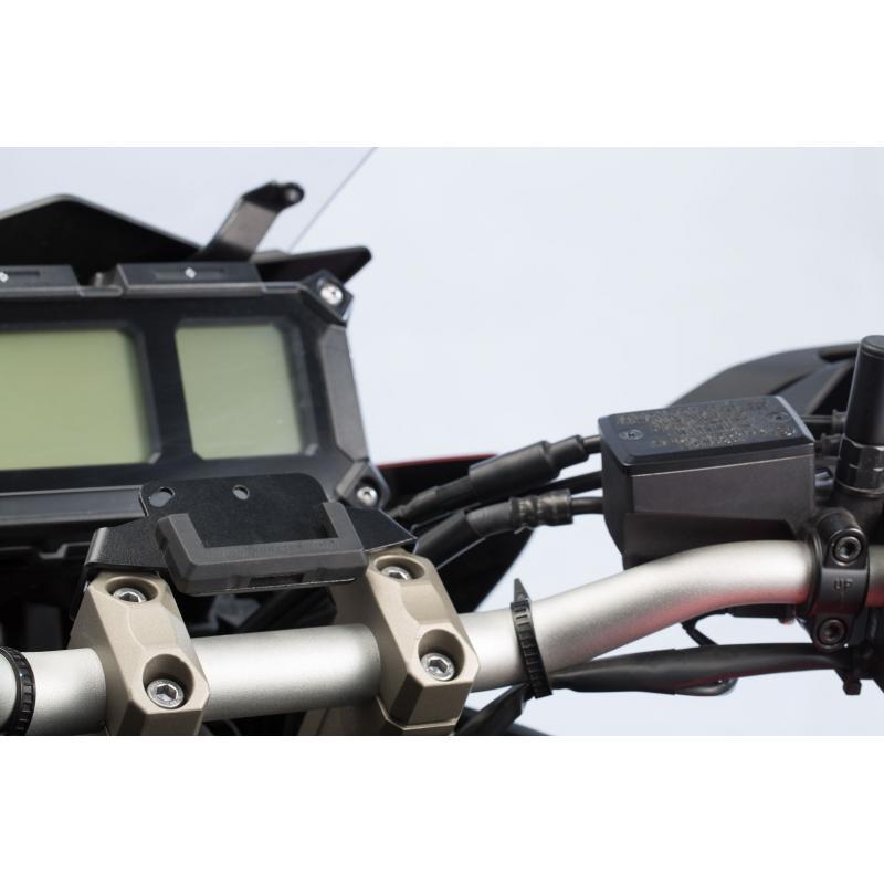 Support GPS SW-MOTECH QUICK-LOCK noir Yamaha MT-09 Tracer 14- - 2
