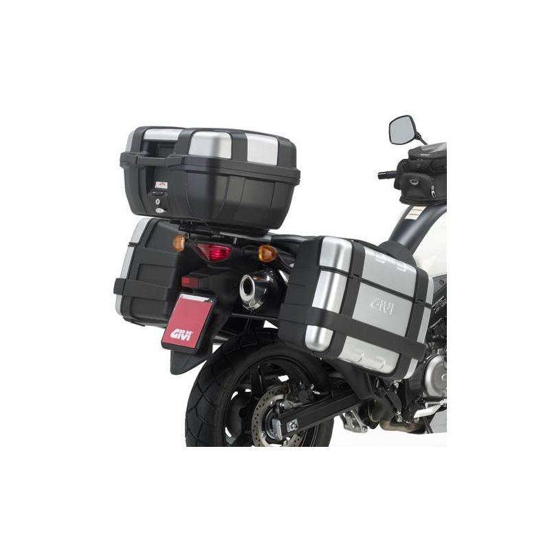 Supports pour valises latérales Givi Suzuki DL 650 V-Strom 12-14