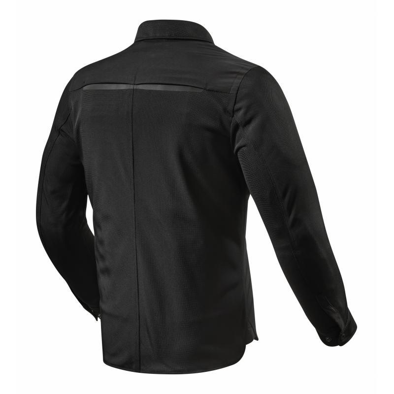 Sur-chemise Rev'it Tracer Air noir - 1