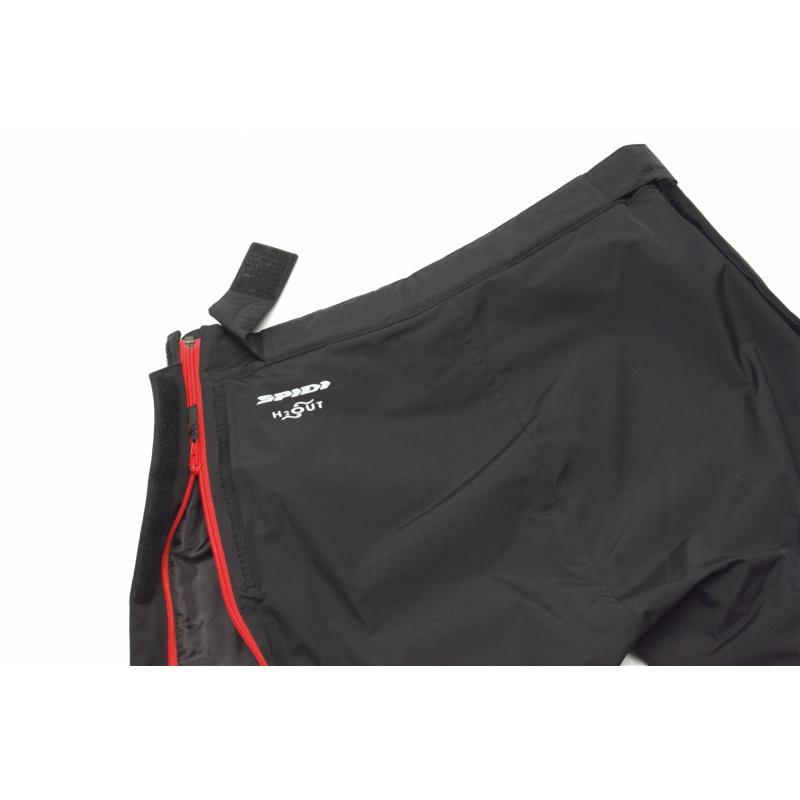Sur-pantalon Spidi SUPERSTORM H2OUT noir - 2