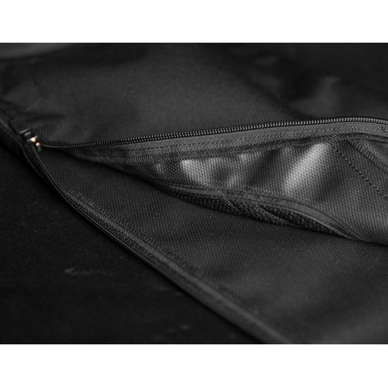 Sur-pantalon textile Icon Overlord noir - 2