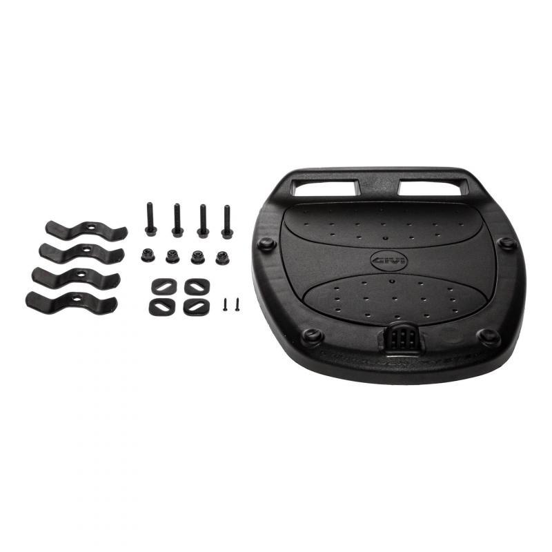 Top case Givi E300N2 avec platine/kit fixation - 5
