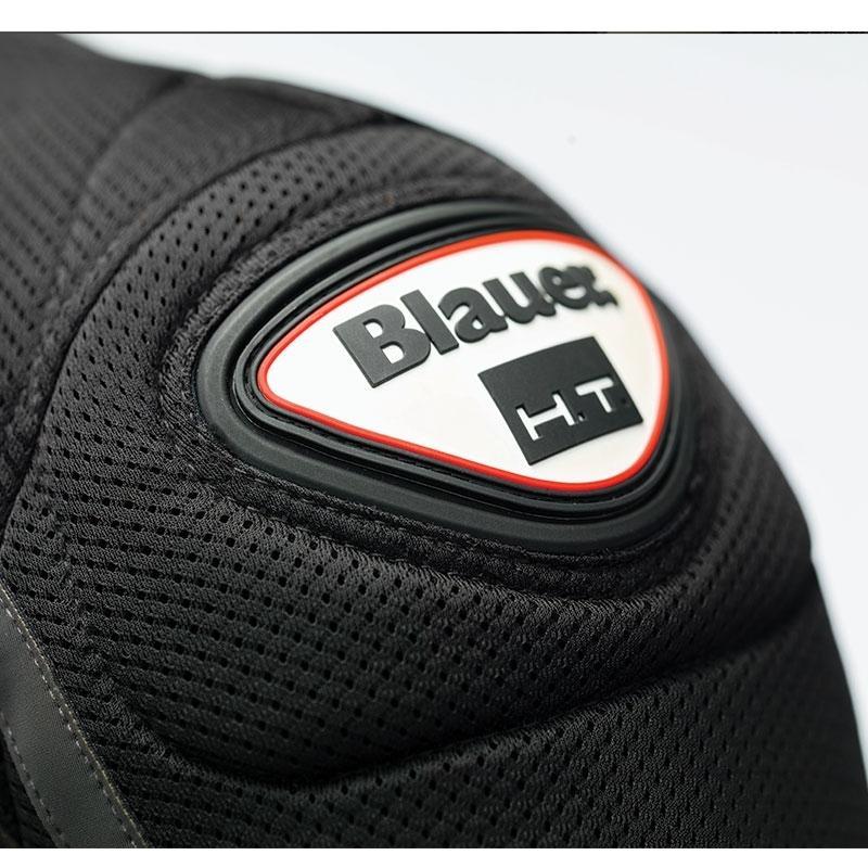 Veste moto homme Blauer Easy Rider Air noir/gris - 1
