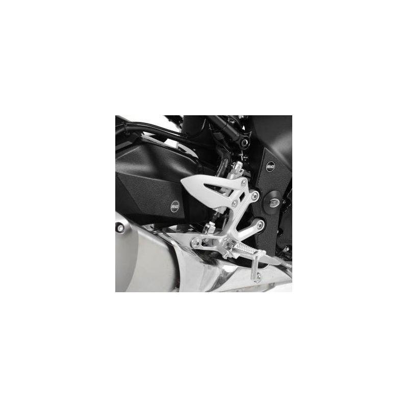 Adhésif anti-frottements R&G Racing noir bras oscillant BMW S 1000 RR 10-18