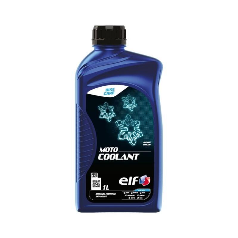 Liquide de refroidissement Moto Coolant ELF Organic