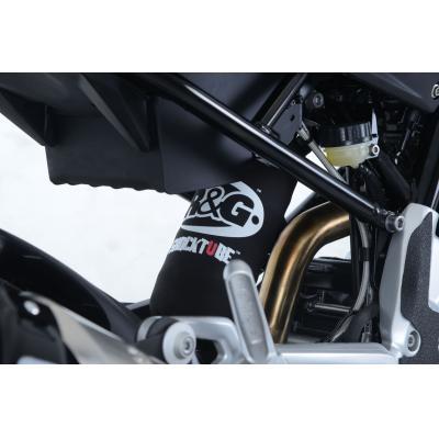 Protection d'amortisseur R&G Racing noire Yamaha XT 1200 Z Super Ténéré 11-18