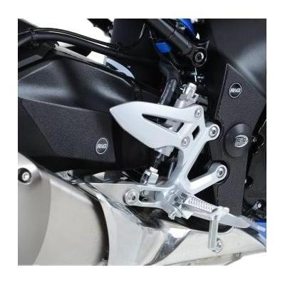 Adhésif anti-frottements R&G Racing noir bras oscillant et cadre Suzuki GSX-S 1000 15-18