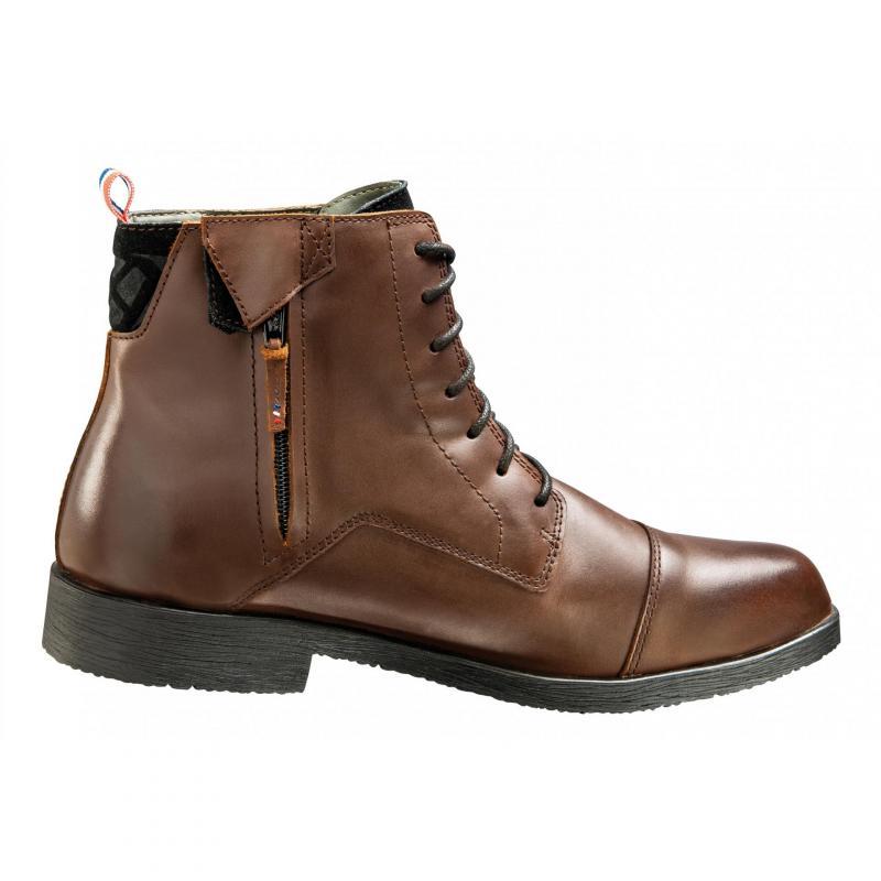 Chaussures moto Ixon Greenwich marron - 2