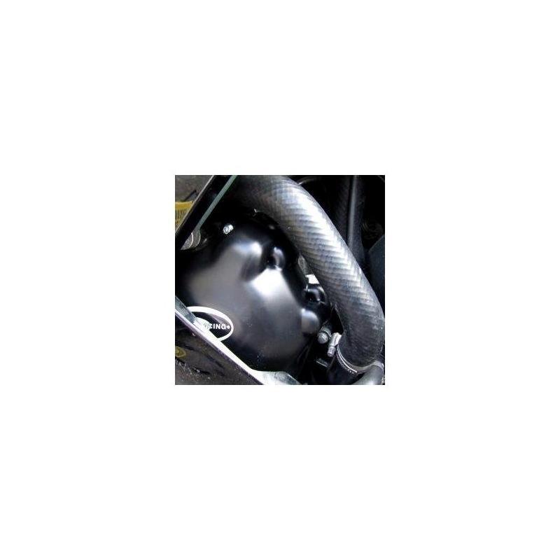 Couvre carter gauche (alternateur) R&G Racing noir Kawasaki ZX-10R 06-10