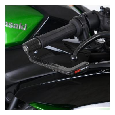 Protection de levier de frein R&G Racing Carbone Kawasaki H2 SX 18-20