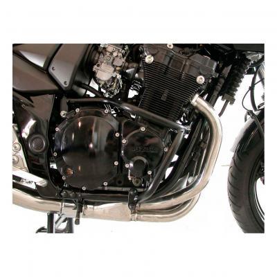 Barres de protection latérale SW-MOTECH noir Suzuki GSF 650 Bandit / S 05 - 06