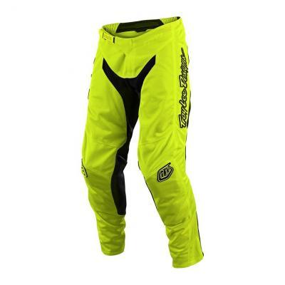 Pantalon cross Troy Lee Designs GP Air Mono jaune fluo