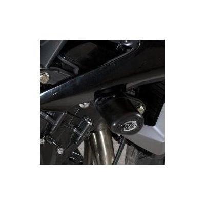 Tampons de protection R&G Racing Aero noir Triumph Street Twin 1200 17-18