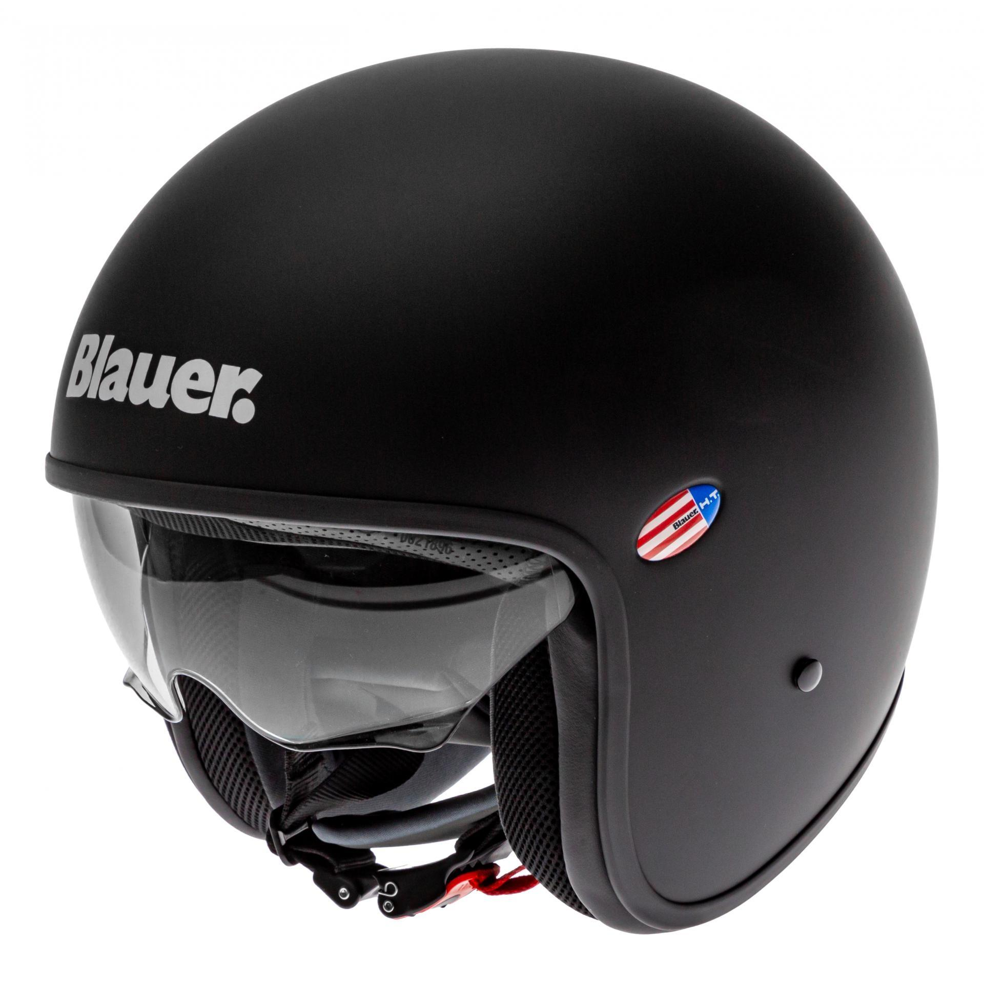 Noir  Logo Housse de Casque Moto BLAUER Helmet