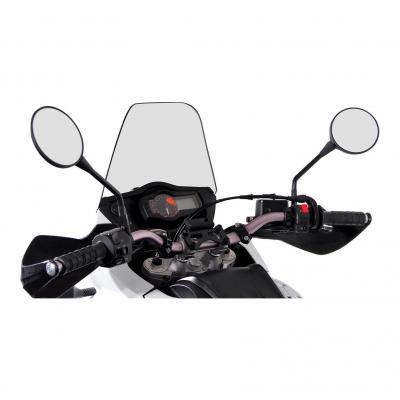 Support GPS SW-MOTECH QUICK-LOCK noir Beta 400 RR 09-13