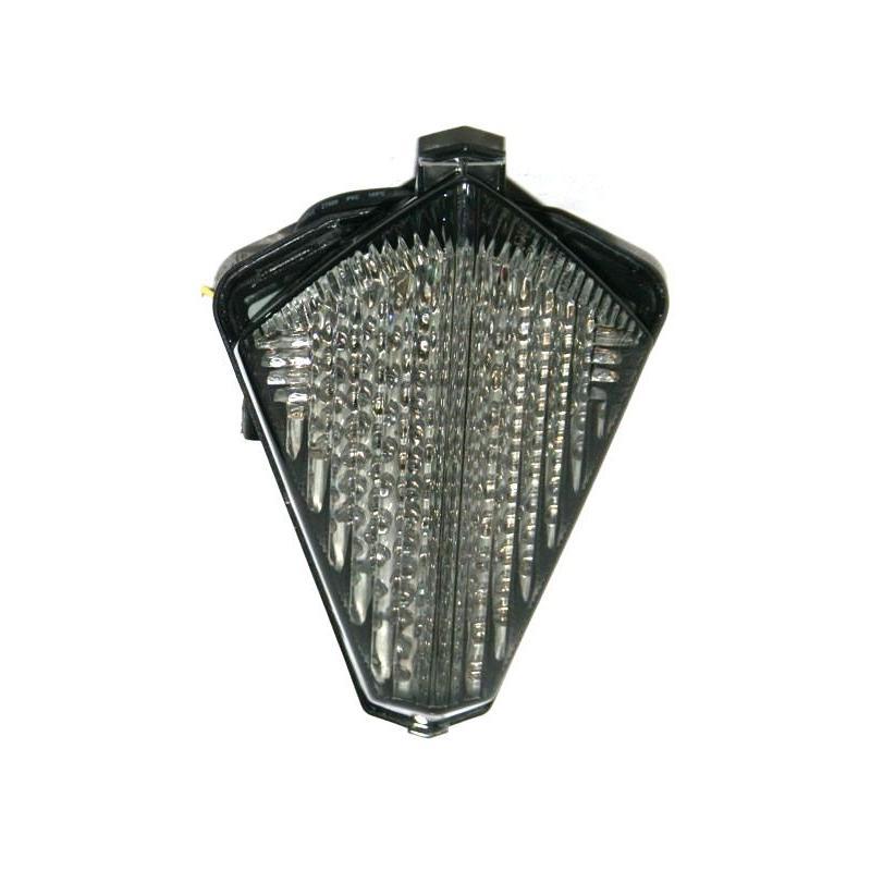 Feu arrière à LED avec clignotants intégrés pour Yamaha YZF-R1 07-08 / T-Max 530 12-16