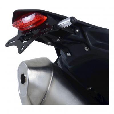 Support de plaque d'immatriculation R&G Racing noir KTM 690 SMC-R 2019