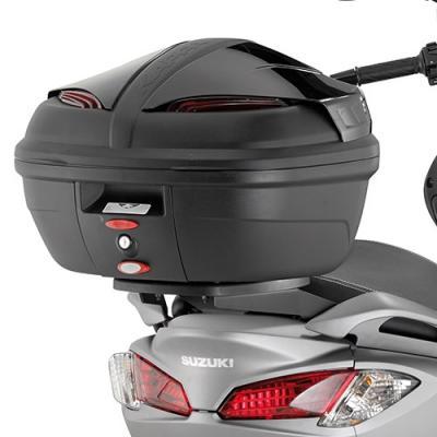 Support spécifique Kappa pour top case Monolock Suzuki 125 Burgman 14-18