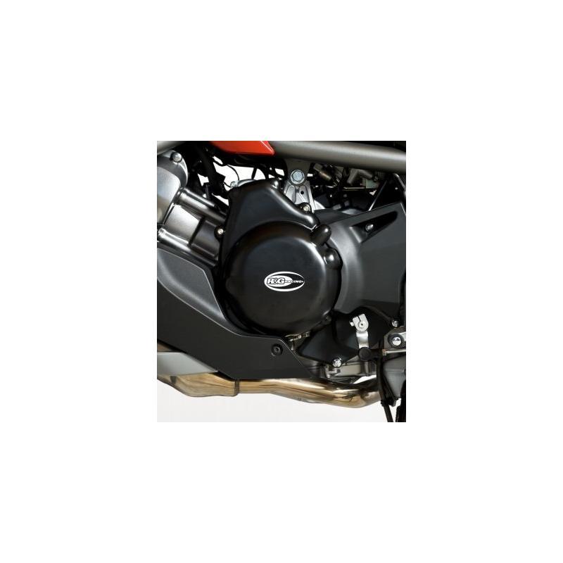 Couvre carter d'alternateur R&G Racing noir Honda NC 700 S 12-14