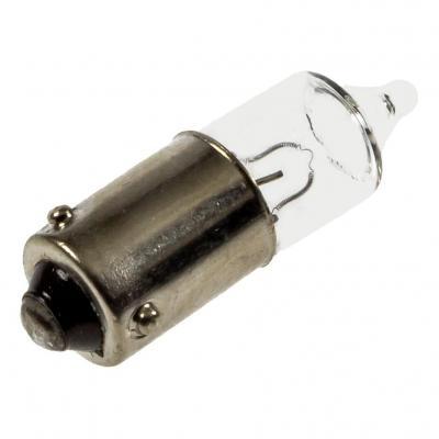 Ampoule 12V 10w bau9s ergot décalé 120°