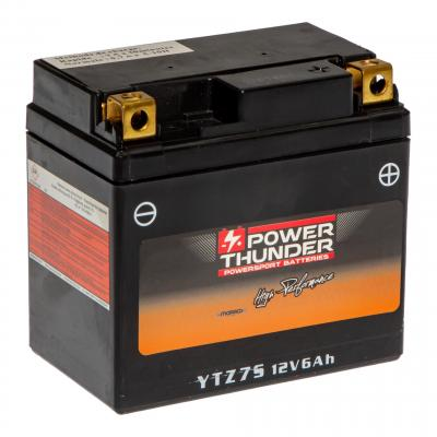 Batterie Power Thunder YTZ7S 12V 6AH