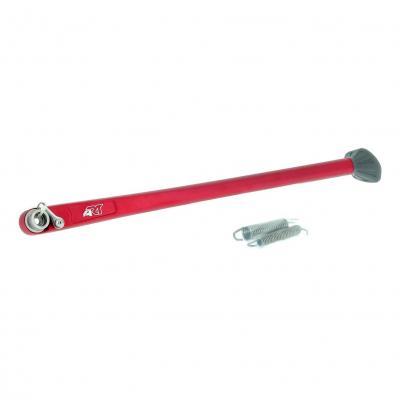 Béquille latérale ART Gas Gas EC 250 Enduro 18-19 rouge