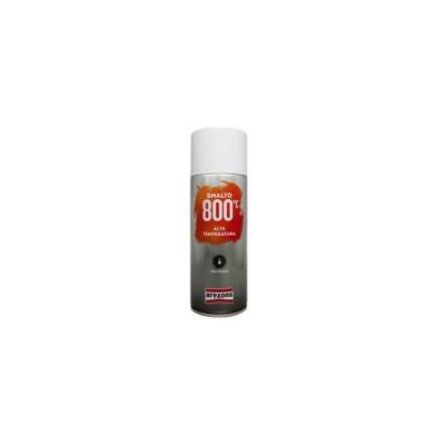 Bombe de peinture Arexons aluminium haute température 800°c - 400 ml