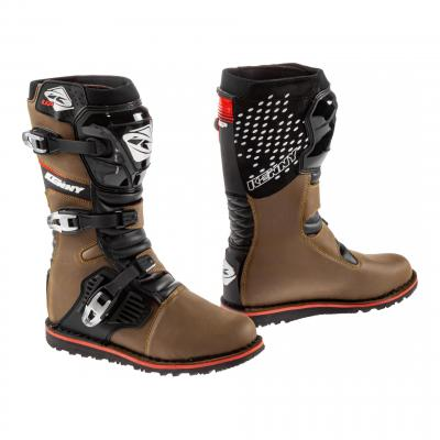 Bottes trial Kenny Trial-up marron