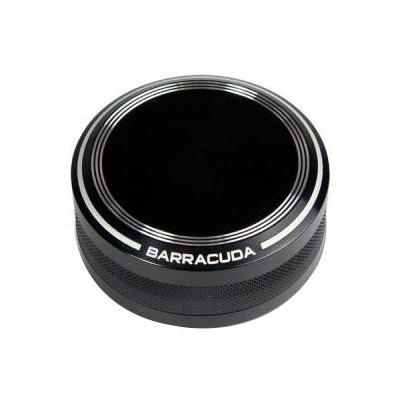 Bouchon Barracuda noir pour bocal de liquide de frein Ø37 mm