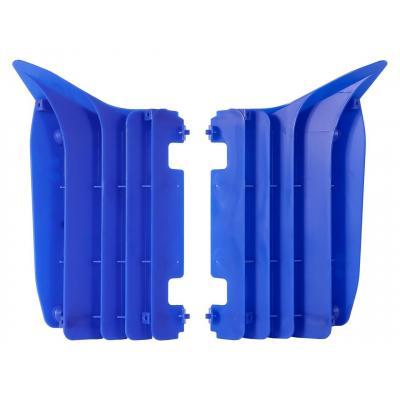 Caches de radiateur Polisport Yamaha 125 YZ 06-17 bleu