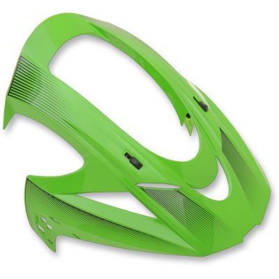 Casquette de casque Icon pour casque Variant Double Stack vert