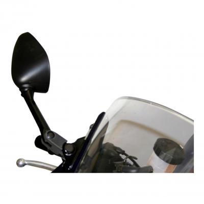 Extensions de rétroviseur SW-MOTECH noir Honda CBF 600 S 04-07
