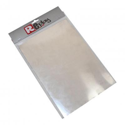 Feuille A4 Joints Plats alu 0,35mm