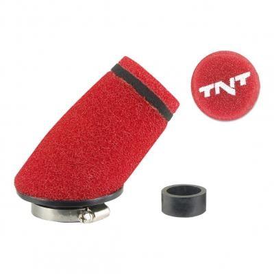Filtre à air TNT mousse small 30° ø28/35 rouge