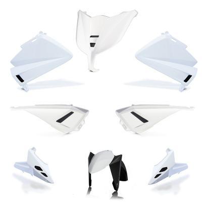 Kit carénage BCD sans poignées / avec rétro Tmax 530 15-16 blanc