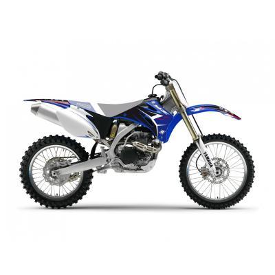 Kit déco Blackbird Racing Dream 4 Yamaha 250 YZ-F 06-09 bleu/blanc/noir/rouge