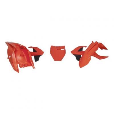 Kit plastique RTech KTM 65 SX 16-21 orange