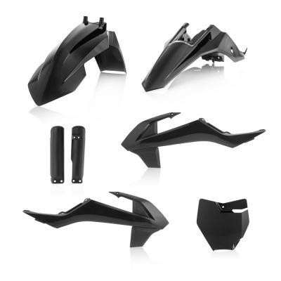 Kit plastiques complet Acerbis KTM 65 SX 16-21 noir