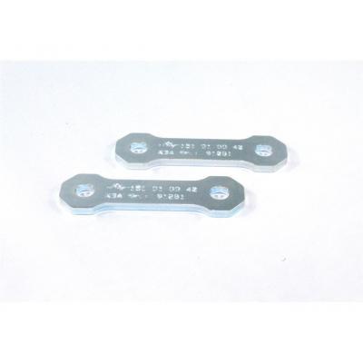 Kit rehausse de selle +30 mm Tecnium pour Yamaha MT-09 13-16